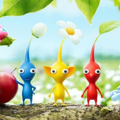 Pikmin is coming to Nintendo 3DS next year