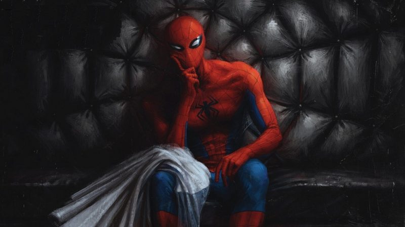 Sam Spratt - The Amazing Spider-Man Renew Your Vows