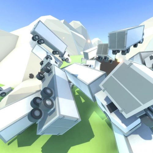 Clustertruck PC review – A truckload of chaos!