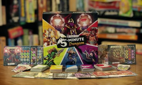 Destroy the dungeon master in 5-Minute Dungeon