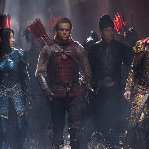 NYCC: New trailer for The Great Wall starring Matt Damon is here