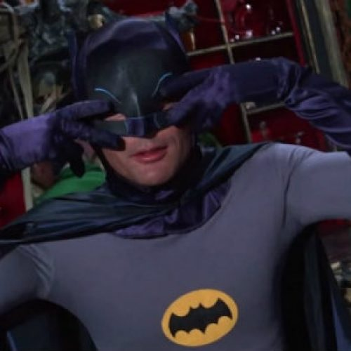 Adam West reveals whom he'd like to play in upcoming Batman film