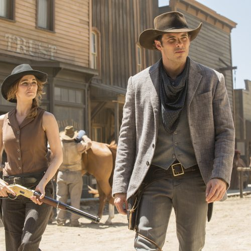 Photos for HBO's Westworld episode 3 released, teases new character