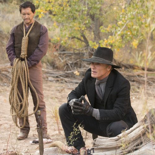 New Westworld photos released from episode 4, 'Dissonance Theory'