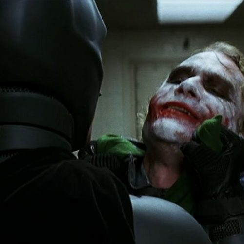 Batman is dealing with our clown problems
