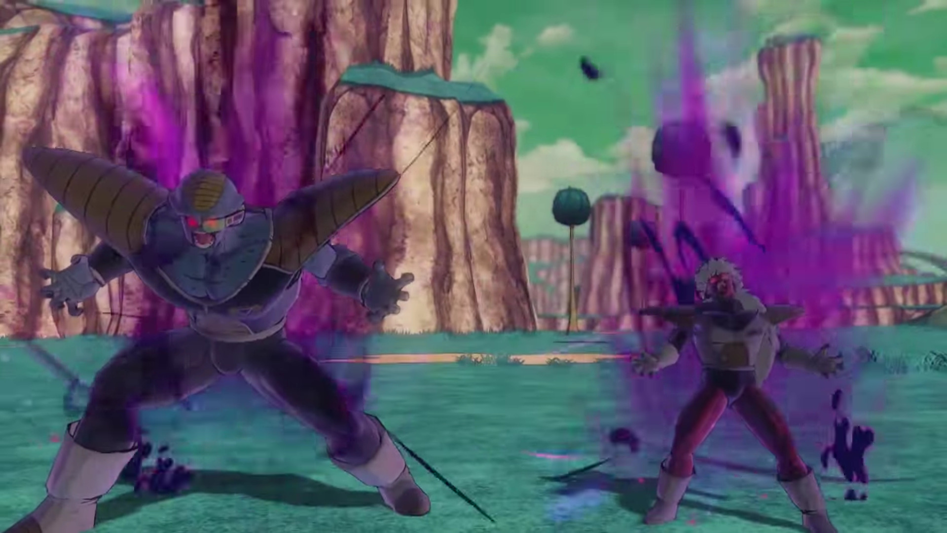 Defend the timeline in Dragon Ball Xenoverse 2 (review