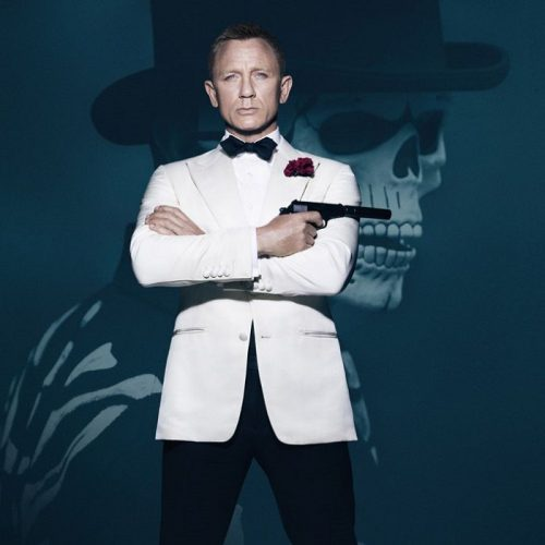 Daniel Craig back for James Bond 25