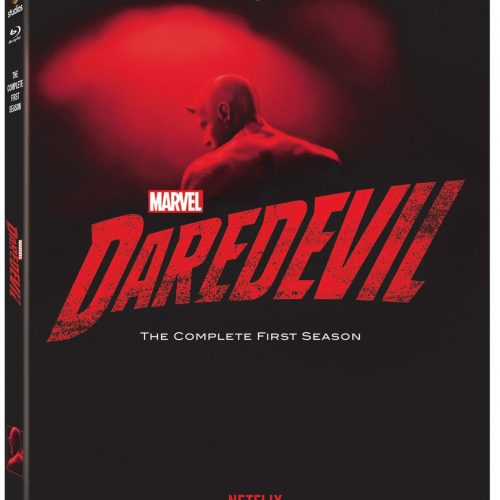 Marvel and Netflix to release Daredevil series on Blu-ray