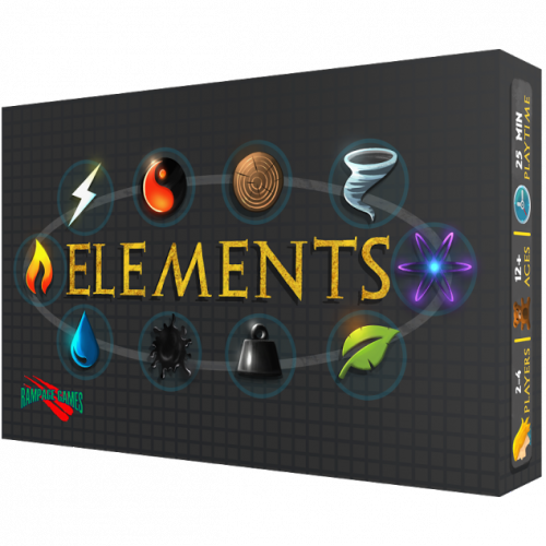 Elements tabletop game provides a fun twist to modern alchemy