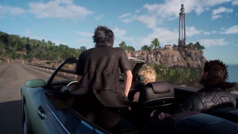 Final Fantasy 15 has gone gold