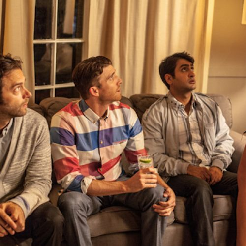 Flock of Dudes (movie review)