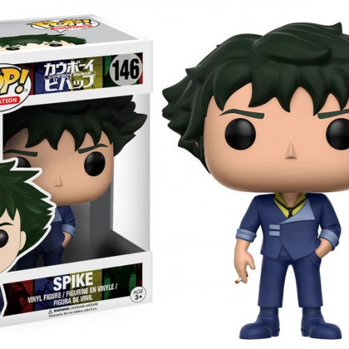 Cowboy Bebop Funko Pops coming this December