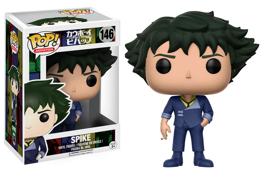 Cowboy Bebop Funko Pops Coming This December Nerd Reactor