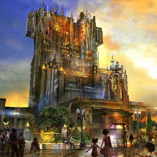 Guardians of the Galaxy ride gets cool new costumes