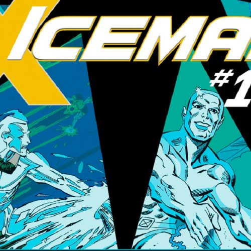Marvel announces ongoing Iceman series