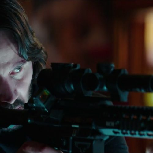John Wick: Chapter 2 trailer released
