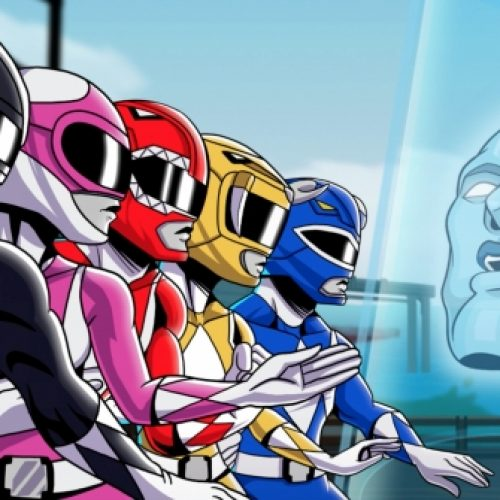 New Mighty Morphin Power Rangers beat 'em up coming early 2017