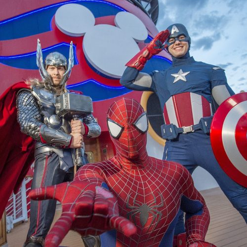 Disney Cruise Line adds Marvel-themed cruises