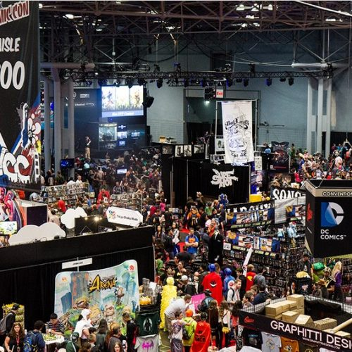 It's almost time for New York Comic Con!