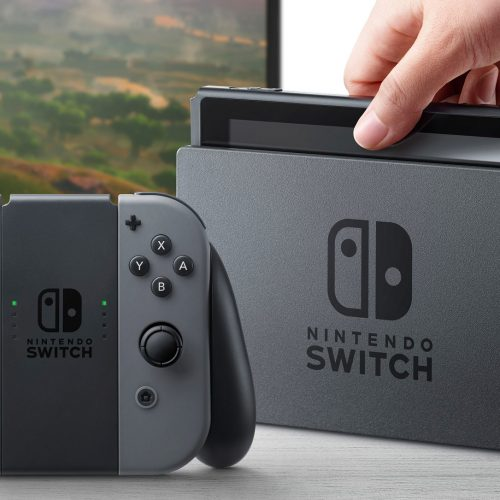 Nintendo 'docking and undocking the Switch 100 times per day'