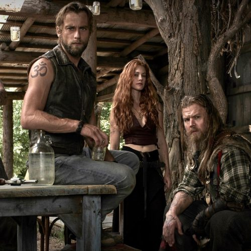 PaleyLIVE LA celebrates WGN America's Outsiders second season