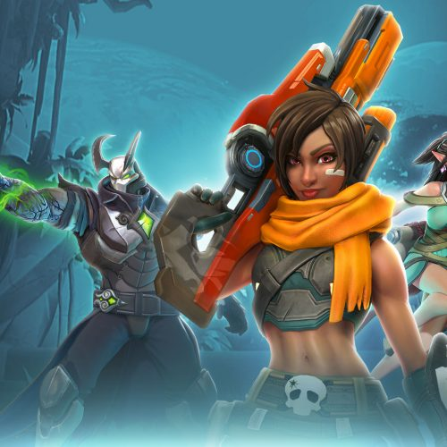Hi-Rez's Paladins is coming to consoles