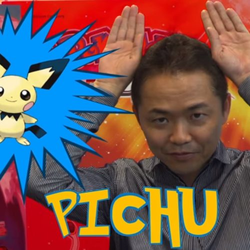Junichi Masuda chooses top 6 Pokemon