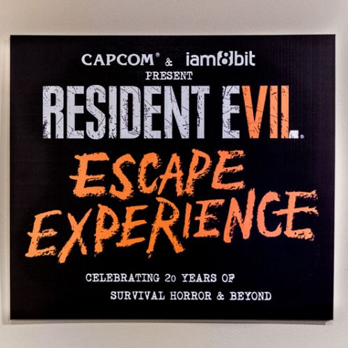 Resident Evil Escape Experience brings survival horror to life