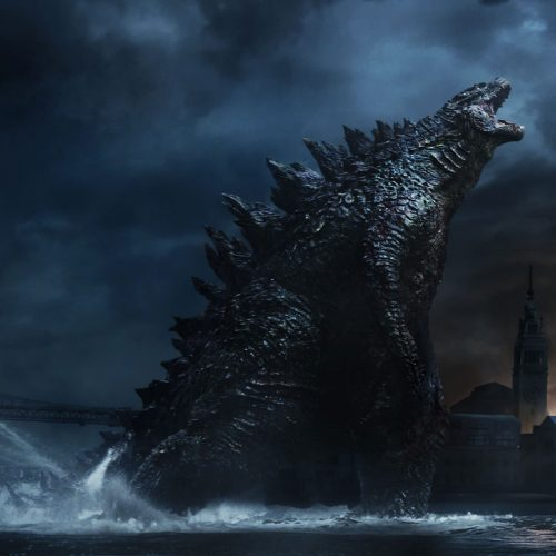 Michael Dougherty may be doing more than just writing for Godzilla 2