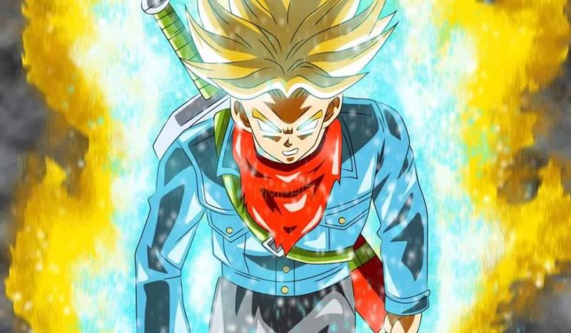 Trunks New Form Has A Proper Name Page 1 Dragonball General