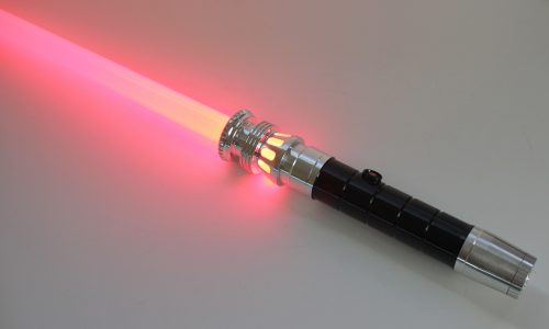 UltraSabers' Manticore Stunt Saber (review)
