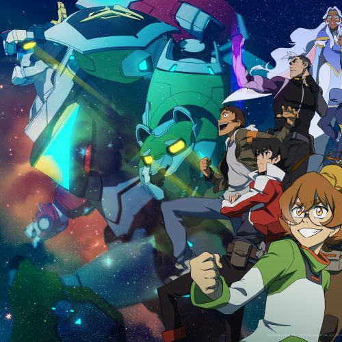 DreamWorks' Voltron Legendary Defenders season two premieres on Netflix January 2017