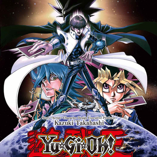 Yu-Gi-Oh! The Dark Side of Dimensions coming to theaters on January 20, 2017