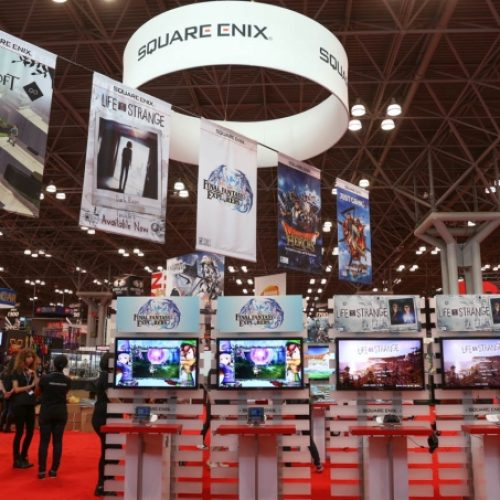 NYCC 2016: Square Enix won't leave you disappointed