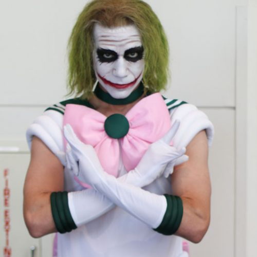 Men banned from cosplaying in female clothing at Tokyo Comic Con (update)