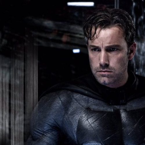 Ben Affleck reveals his son's favorite superhero, and it's not Batman