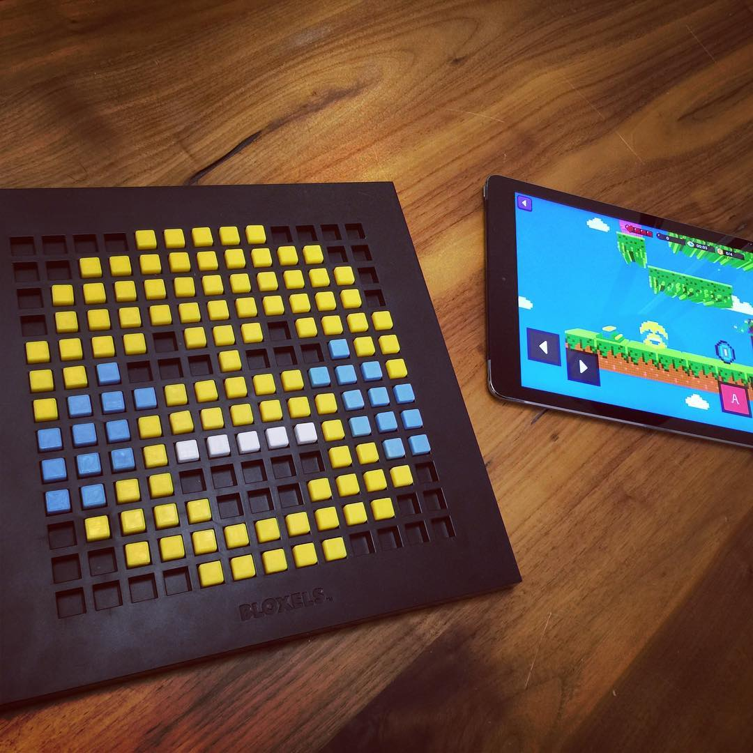 Kids Learning Tablet >> The future of gaming is here: Bloxels - Nerd Reactor