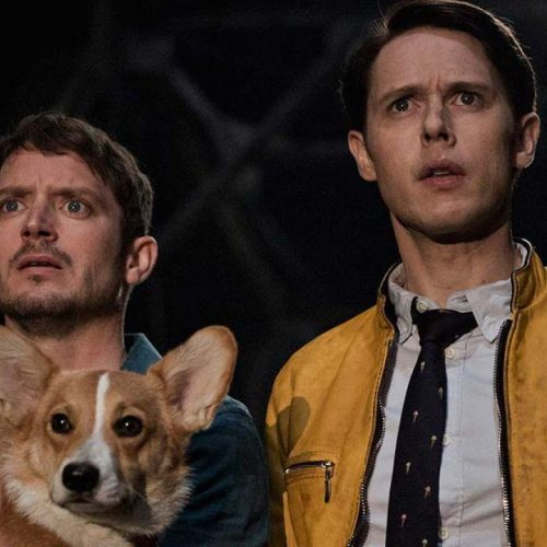 NYCC 2016: BBC America's Dirk Gently's Holistic Detective Agency is a bizarre thrill ride