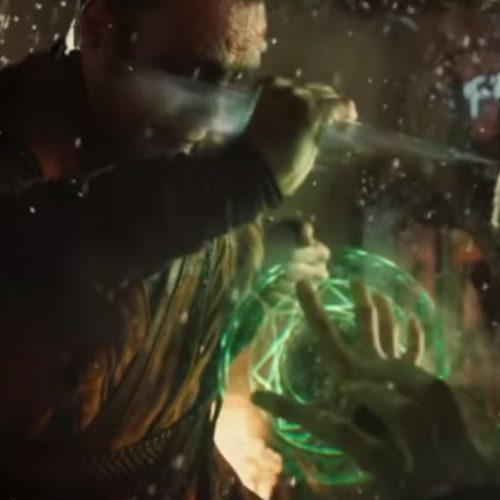 Looks like new Doctor Strange TV spot is hinting at the Time Stone