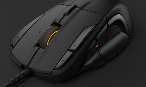 SteelSeries Rival 500 Gaming Mouse (review)