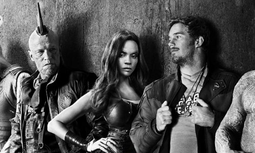 The Guardians are back in the first teaser poster for 'Guardians of the Galaxy Vol. 2'