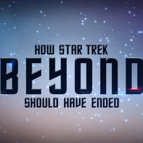 How Star Trek Beyond should have ended is just logical