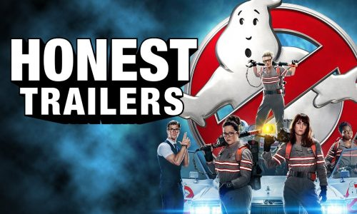 Honest Trailers takes off the gloves for Ghostbusters reboot