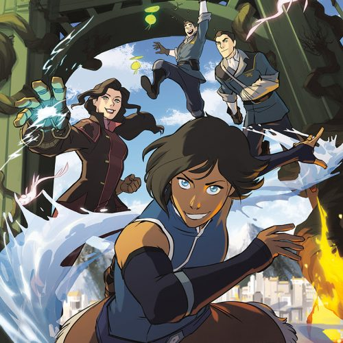 Legend of Korra returns with three-part novel in 2017