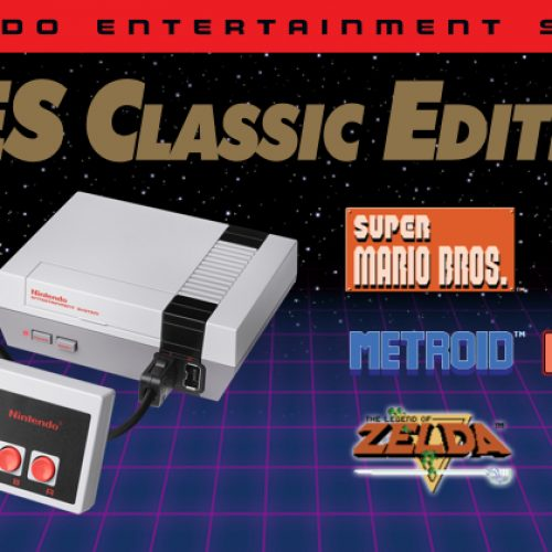 NES Classic Edition interface revealed, will include four suspend states per game