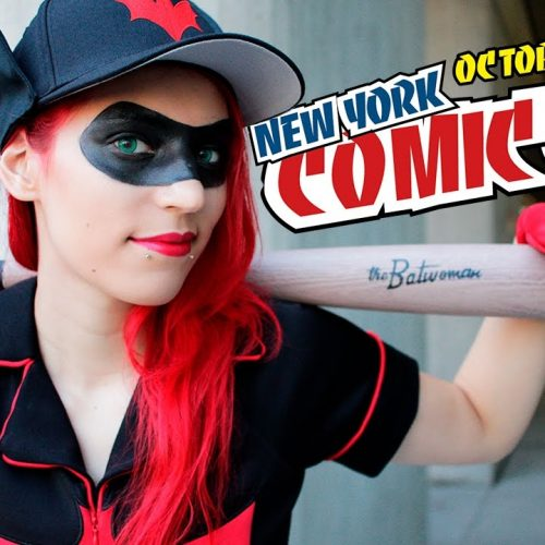 Aggressive Comix does New York Comic Con (cosplay music video)