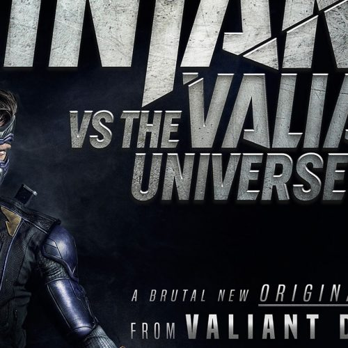 NYCC: Live-action Ninjak vs. the Valiant Universe teaser trailer unleashed