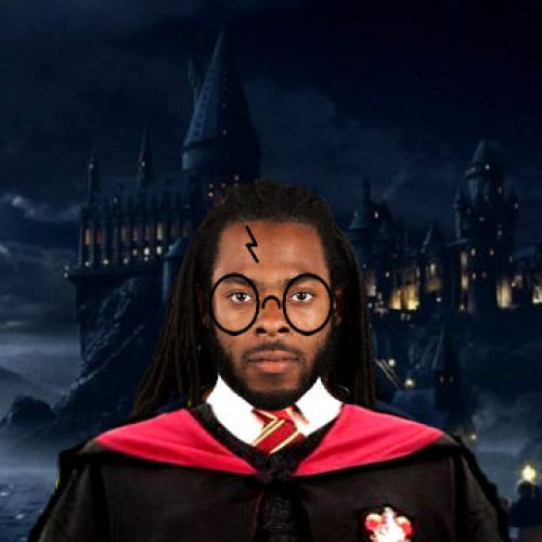Seahawk's Richard Sherman is in House Gryffindor!