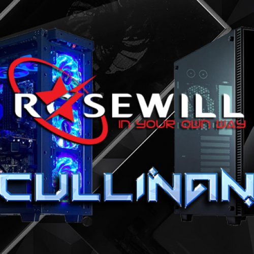 Rosewill Cullinan PC Case review