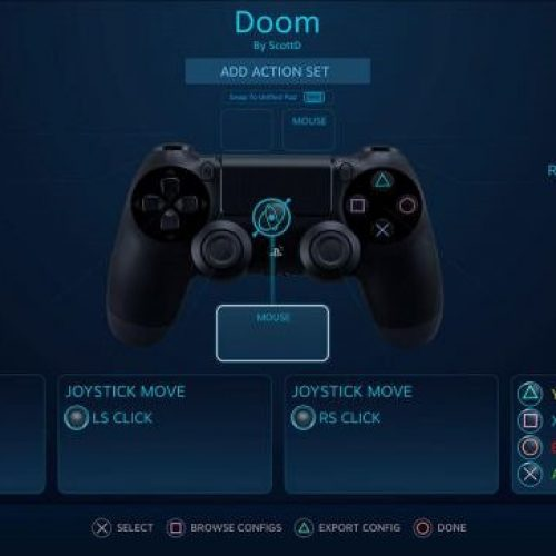 PlayStation 4 controllers will be fully compatible with Steam